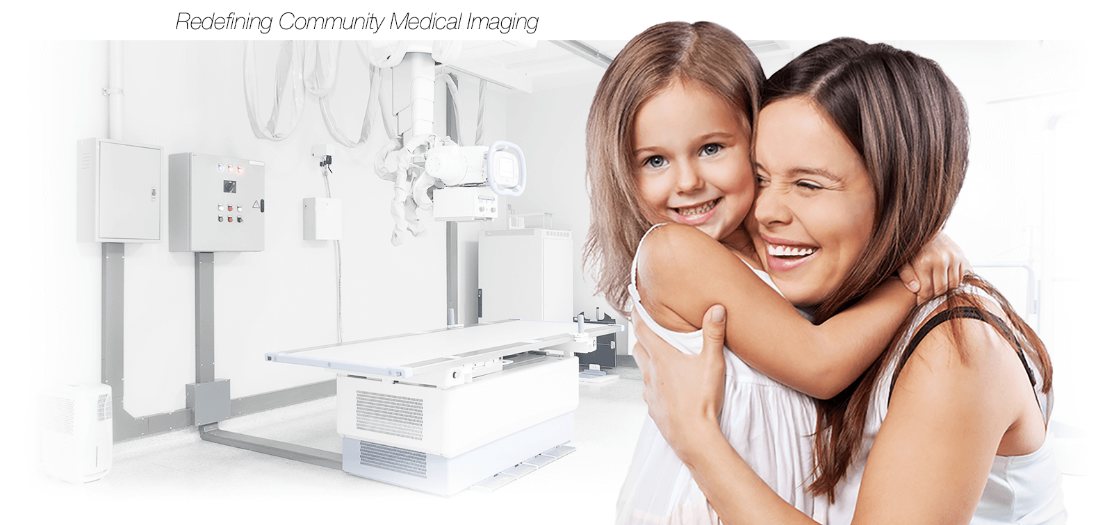 Redefining Community Medical Imaging